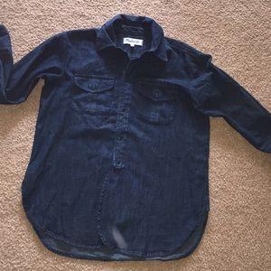 Madewell denim blouse 👚